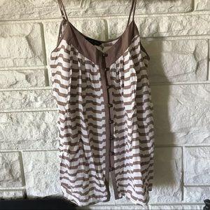 Naked Zebra Top